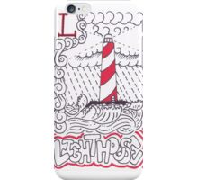L is for Lighthouse iPhone Case/Skin