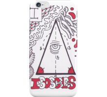 I is for Isosceles iPhone Case/Skin