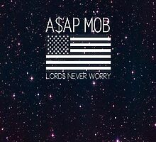 ASAP MOB - UNIVERS by TheJokerSolo