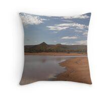 Ilparpa, Alice Springs, Central Australia Throw Pillow