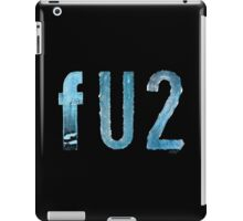 FU2 iPad Case/Skin