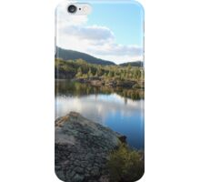 Platypus Point Dunn's Swamp NSW iPhone Case/Skin
