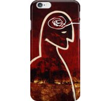 We're in this together - Man (diptych) iPhone Case/Skin