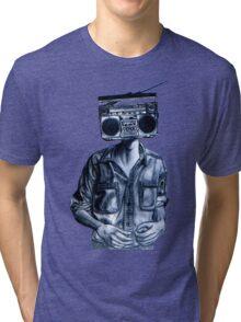 Radio Head! Tri-blend T-Shirt