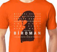 Birdman poster Unisex T-Shirt