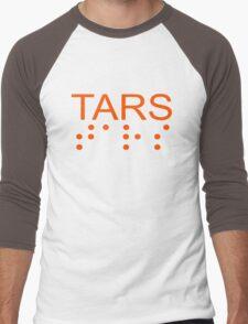 TARS Logo Men's Baseball ¾ T-Shirt