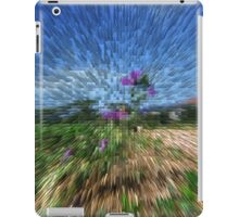 a thorny point of view iPad Case/Skin