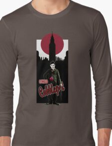 Oswald Cobblepot  Long Sleeve T-Shirt