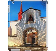 The cemetary church of Schlägl IV | architectural photography iPad Case/Skin