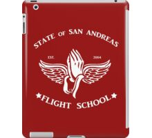 San Andreas Flight School iPad Case/Skin