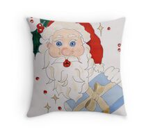Merry Christmas Everybody!! Throw Pillow