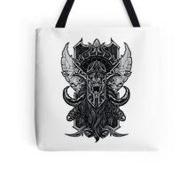 Viking Death Tote Bag