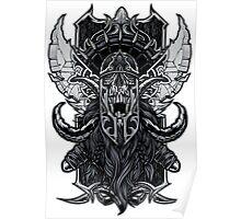 Viking Death Poster