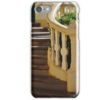 St Benedicts College Steps iPhone Case/Skin