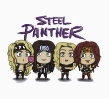 Steel Panther by edgeandcorner