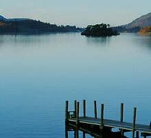 Derwent Water - Lake District by Rod Unwin