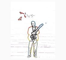 David Gilmour The Wireman Kids Clothes