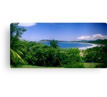 Playa Carillo, Costa Rica Canvas Print