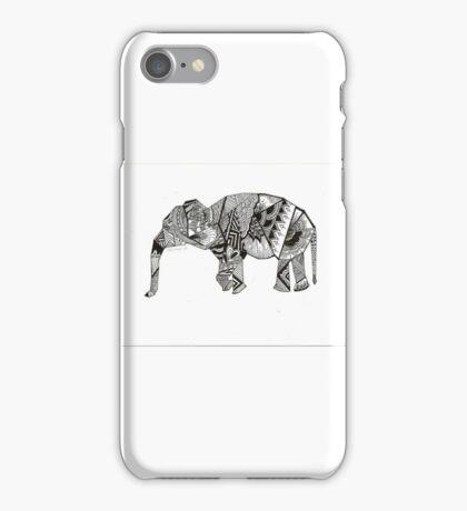 Elephant design  iPhone Case/Skin