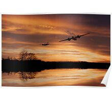 Sunset Marauders  Poster