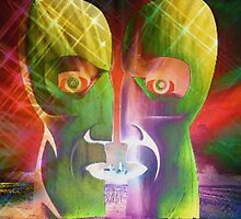 Pink Floyd Metal Heads by giltour