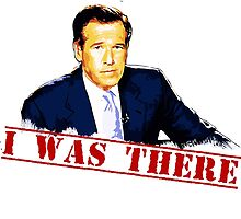 I Was There - Brian Williams by kramprusz