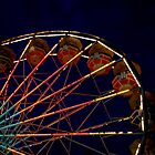 Ferris Wheel. by VioletInk