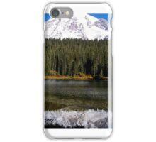 Mt. Rainier iPhone Case/Skin