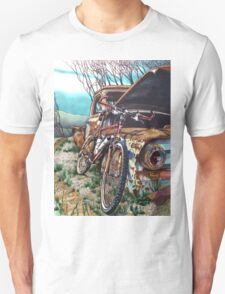 Long Term Parking Unisex T-Shirt
