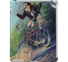 Captain Spaulding Rides Again! iPad Case/Skin