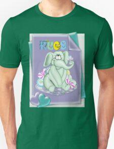 Elephant Huggs Unisex T-Shirt