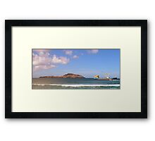 Milk and Mail amongst other things       Framed Print