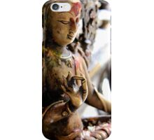 Collector of Blessings iPhone Case/Skin
