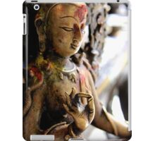 Collector of Blessings iPad Case/Skin