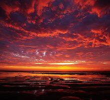 Sand Waves by John Brumfield