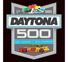 Joey Logano Daytona 500 Winner Photographic Print