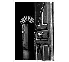 Italian doors Photographic Print