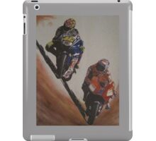 Marker Maker - Moto GP iPad Case/Skin