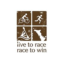 Live To Race - Race To Win by PASA
