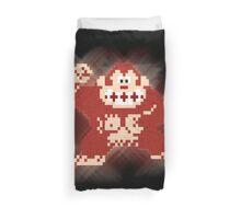 8bit Donkey Kong Duvet Cover