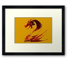 Guild Wars 2 - Strikes again Framed Print