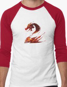 Guild Wars 2 - Strikes again Men's Baseball ¾ T-Shirt