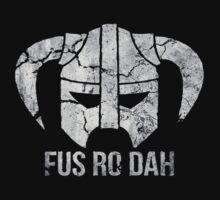 FUS RO DAH by garcilasooxd