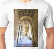 Musee du Louvre, Paris 2 Unisex T-Shirt