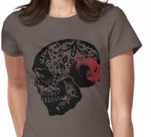 Spanish Maiden Womens Fitted T-Shirt