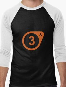 Half Life 3 Men's Baseball ¾ T-Shirt