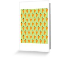 Carrots Greeting Card