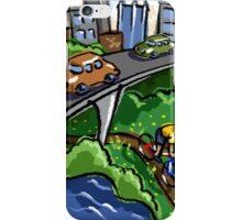 Urban Biking iPhone Case/Skin