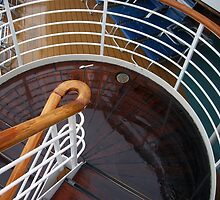 Stairways and Curves  by John  Kapusta
