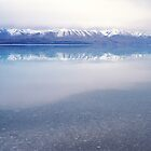 Lake Pukaki - NZ by James Pierce